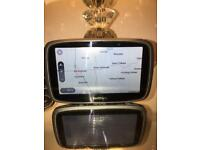 Tomtom go500. Lifetime traffic and speed cams installed. Good condition