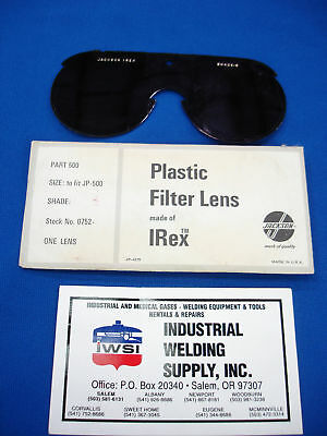 Jackson Replacement Lens Shade 6 For Jp500 Goggle Irex
