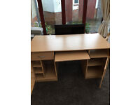 FREE Office/Student Desk. (L)153cm x (W)75cm. Good Condition. Collection Only