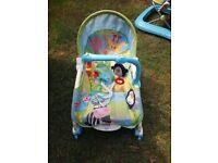 Fisher price Newborn to Toddler rocker --- £ 15