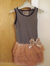 Girls Next Puff Dress Age 9