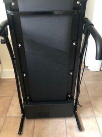 New foldable treadmill