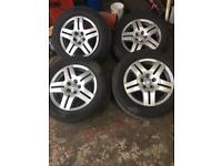 Vw golf alloys!!
