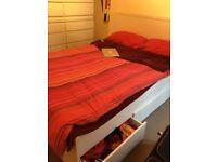 Malm Bed (double) Ikea