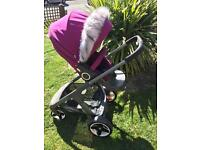 Stokke crusie swap for bugaboo donkey