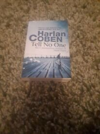 Tell No One by Harlan Coben Paperback Book
