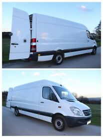 Van Hire within an Hour , Man and Van Removal Service, House Moves Furniture Large or Small Delivery