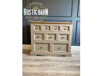 ⭐ ⭐ Brand NEW Merchant's Chest Sideboard Farrow & Ball Reduced To Clear ⭐ ⭐