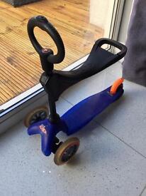 Mini micro 3in1 scooter