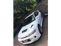 Mitsubishi evo 4 spares or repair