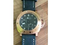 Stunning Panerai Man's Wristwatch