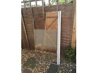 Shower screen 75x139