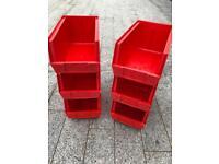 Rhino Tuff Storage Boxes /Lin Bins