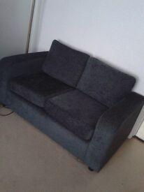 Grey 3 piece suite for sale