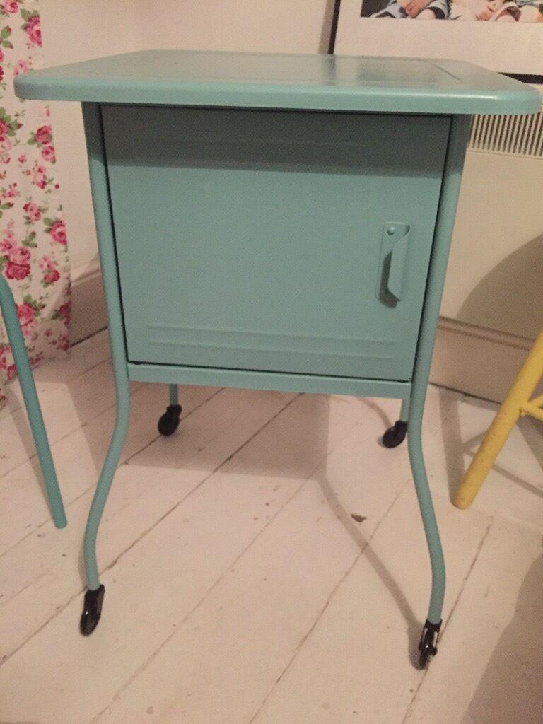 Bedside table. IKEA vettre bedside table. As new. £5