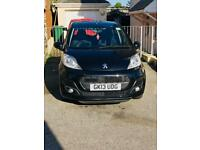 Peugeot 107 2013 one owner only 35,000 miles