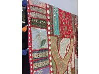 Ethnic Wallhanging ( Patchwork)