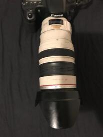 Canon 28-300 l series lens