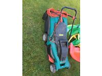 Bosch lawn mower spares and repairs