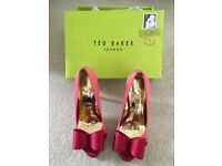 Beautiful Ted Baker shoes size 6 worn once
