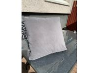 FREE Grey cushions x 5 GONE PENDING COLLECTION
