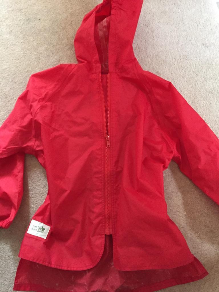 Raincoat age 5-6