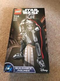 Lego 75118 Captain Phasma set - new in sealed box