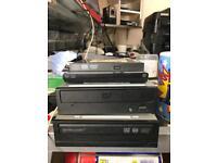 Bundle of DVD Rewriters