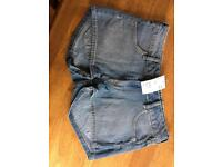 Womens Shorts Size 14