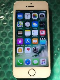 iPhone SE Silver 16gb Vodafone