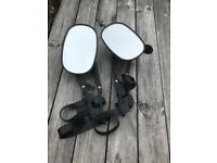 Wing Mirror Extension Set