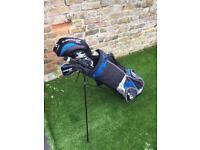 Dunlop Max Golf clubs