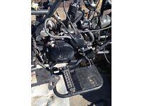 Nsr 125 engine