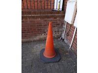 Free traffic cone!