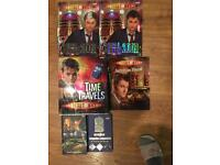 Doctor who books x 6