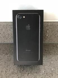 NEW iPhone 7 128GB Jet Black UNLOCKED