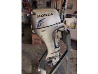 Honda 10hp 4-Stroke 2010 Long Shaft for Sale