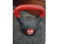 14kg kettlebell