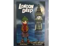 London Deep by Robin Price and Paul McGrory