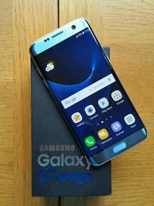 New Samsung Galaxy S7 Edge Coral Blue 32GB AU Unlocked in Box S8 Cabramatta Fairfield Area Preview