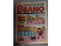 The beano comics