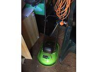 Challenge 1000w lawn mower