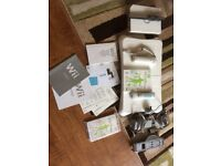 Nintendo wii fit only used once perfect working order