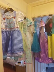 Girls fancy dress clothes