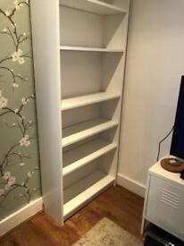 Ikea (billy) tall bookshelf
