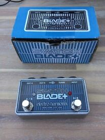 Electro-Harmonix Switchblade Guitar Pedal For Sale