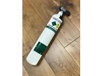 Dive Air Cylinder 3ltr 232 bar