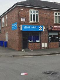RETAIL SHOP/OFFICE SPACE ON BURTON ROAD, WITHINGTON