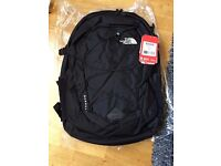 ***NEW*** NORTHFACE BOREALIS BACK PACK BLACK