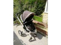 Silver Cross Surf - complete travel system